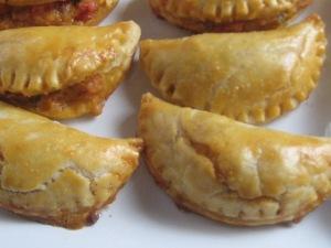 Chicken Empanadas (Aperitivo)
