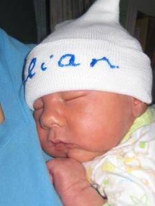 Julian's Birth 071
