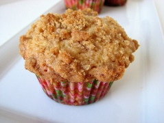 crumb muffin