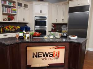 Yesterday on WTNH News Channel 8 | Food Jules